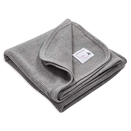 Burt's Bees Baby - Receiving Blanket, 100% Organic Cotton Swaddle, Stroller or...
