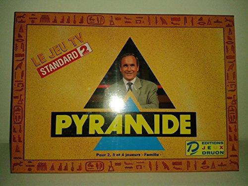 Sans Marque - Jeu De Société Pyramide