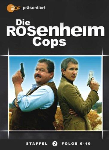 Die Rosenheim Cops - Staffel 2/Folge 6-10
