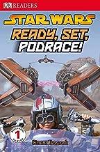 DK Readers L1: Star Wars: Ready, Set, Podrace! (DK Readers Level 1)