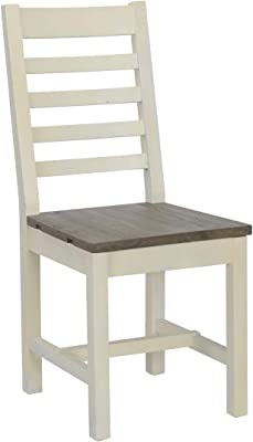 Amazon.com: International Concepts Dining Side Chair in ...
