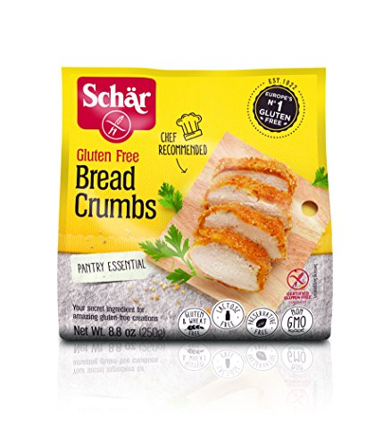 Schär Gluten Free Bread Crumbs, 8.8 oz., 6-Pack