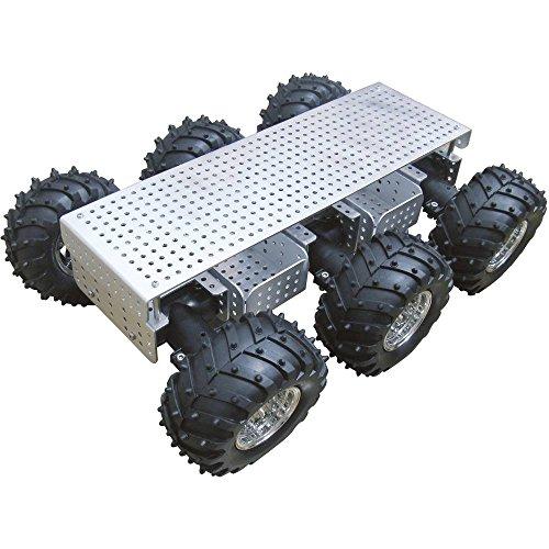 Arexx Gelände Roboterplattform JSR-6WD Bausatz JSR-6WD