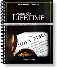 Journey Of A Lifetime - A 52 Lesson Study Through the Bible (Old Testament - Lessons 1-24)