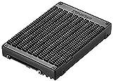 QNAP QDA-UMP Caja para Disco Duro Externo U.2 Caja Externa para Unidad de Estado sólido (SSD) Negro