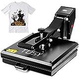 Best T-Shirt Heat Presses - Pro 15x15 Heat Press TUSY Heat Press Machine Review