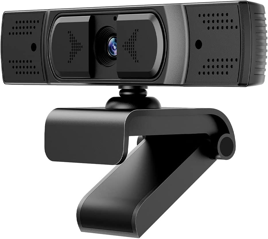 iSintek 1080P Business Cheap super special price Webcam Max 53% OFF with Built-in Deskt for Microphone