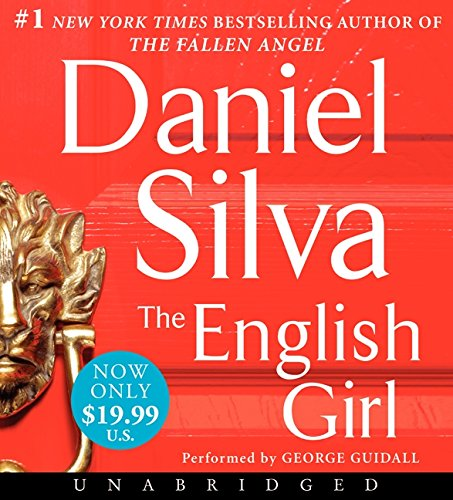The English Girl Low Price CD (Gabriel Allon, Band 13)