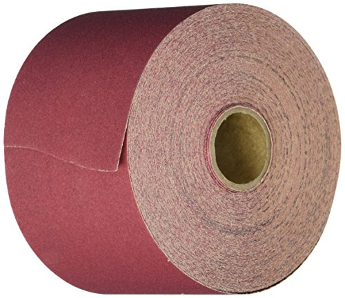 3M Red Abrasive Stikit Sheet Roll, 01685, P180, 2-3/4 in x 25 yd