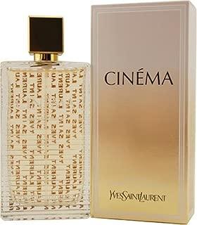 Cinema By Yves Saint Laurent For Women. Eau De Toilette Spray 1.6-Ounce
