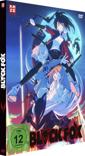 Black Fox - The Movie - [DVD] Deluxe Edition