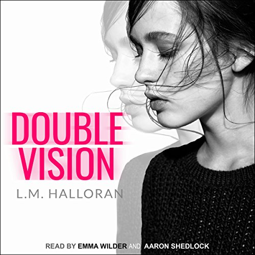 Double Vision audiobook cover art