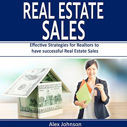 Real Estate Sales audiobook cover art