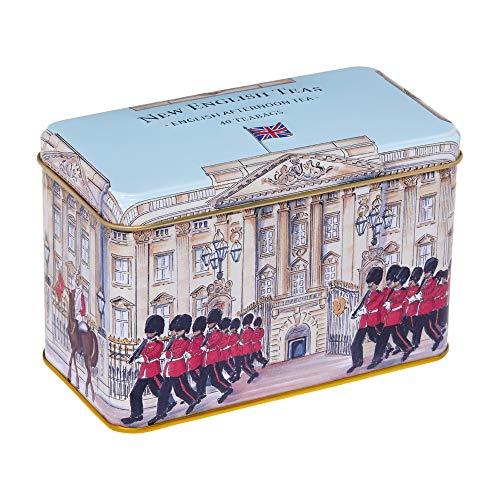 Buckingham Palace Tea Tin with 40 English Afternoon Teabags