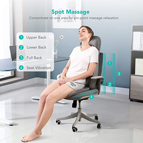 Bild 4: NAIPO Rückenmassagegerät