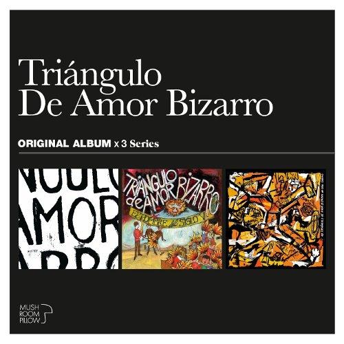 Original Album X 3: Triángulo De Amor Bizarro + Año Santo + El Hombre Del Siglo V
