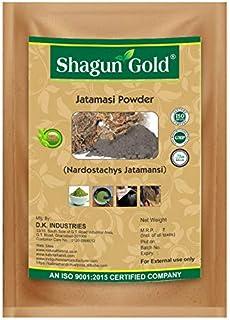 Shagun Gold Natural Jatamansi powder for hair treatment women & men 200g