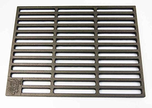 AKTIONA Gusseisen Grillrost 50 x 35 cm Grillclub Guss, Gasgrill, Rost, Grill Buschbeck
