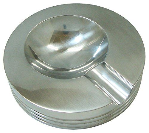 柘製作所(tsuge) アルミシガー灰皿 ラウンド