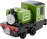 Il Trenino Thomas DXR87 - Locomotiva Luke - Compatibile con Piste e Trenini Adventures