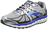 Brooks Mens Beast '16 Low Top Lace Up Running Sneaker, Blue, Size 8.0
