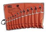 HR 170284 Juego 12 Llaves, 0 V, Set Piezas