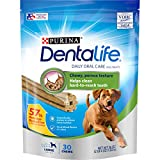 Purina DentaLife Made in USA Facilities Large Dog Dental Chews, Daily - 30 ct. Pouch