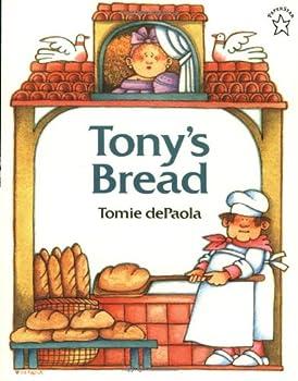 Tony s Bread  Paperstar Book