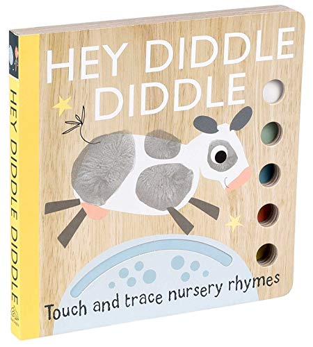 Hey Diddle Diddle (Touch and Trace Nursery Rhymes)