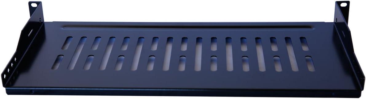 Rising Cantilever Server Shelf Rack Mount 19'' 1U 8''(210mm) Deep