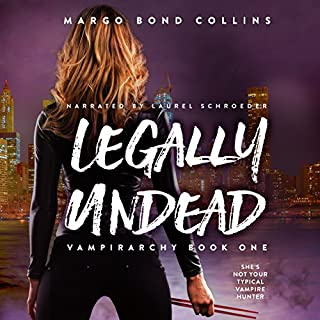 Legally Undead cover art