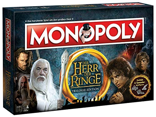 Monopoly- Der Herr der Ringe