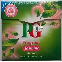 PG Tips Fragrant Jasmine Tea Bags - 4 x 20's