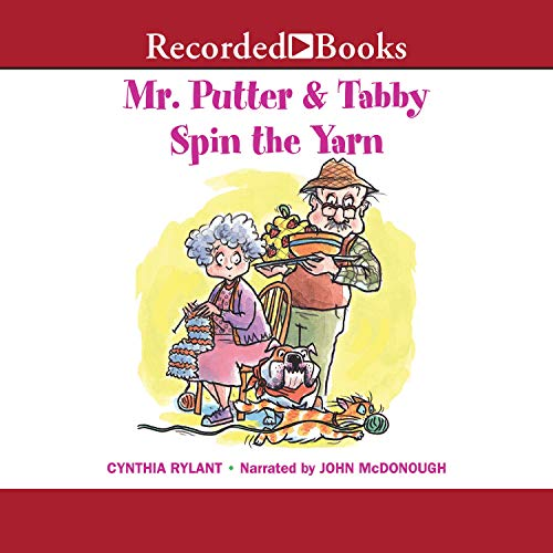 Mr. Putter & Tabby Spin the Yarn cover art