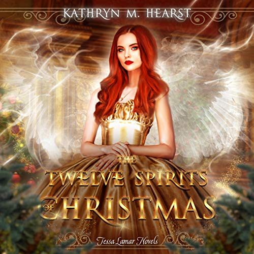 Twelve Spirits of Christmas cover art