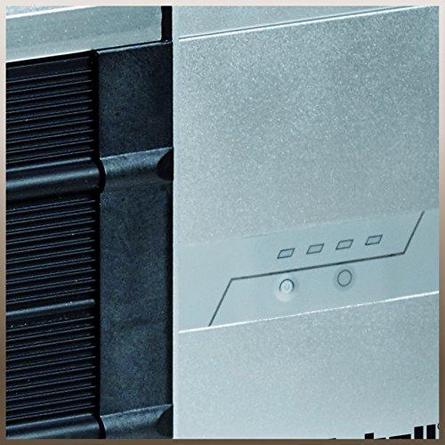 Einhell Elektro Terrassenheizer PH 1800 (1800 W, 2 Heizstufen, Fernbedienung, Timer) - 3