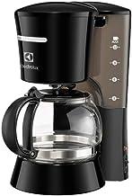 Cafeteira Electrolux Easyline CMB31 127V Preta com Capacidade para 12 Cafezinhos
