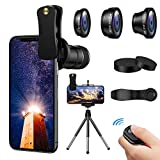 Best Iphone Lens Kits - iPhone Camera Lens,ARORY 4 in 1 Phone Lens Review