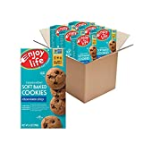Enjoy Life Chocolate Chip Soft Baked Cookies, Soy Free, Dairy Free, Non GMO, Gluten Free, Vegan, Nut...