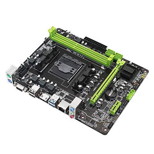 Fauge Prise de Carte Mère de Bureau A88 Ddr3 Fm2 pour -ATX Prise en Charge du Processeur Fm2 A88