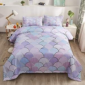 51G3nBoNgWL._SS300_ Mermaid Bedding Sets & Comforter Sets
