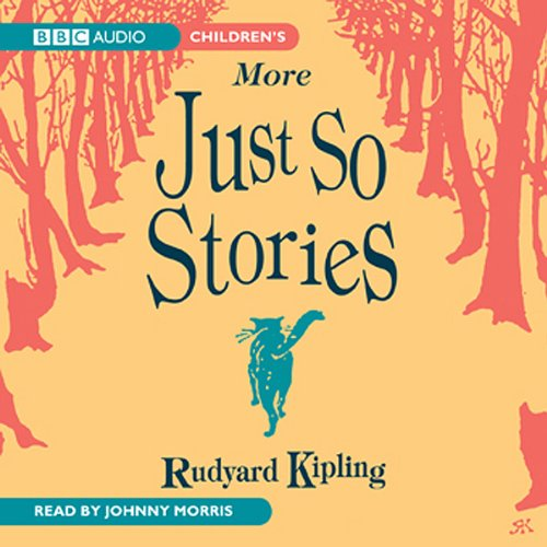 Just So Stories - The Butterfly that Stamped audiobook cover art