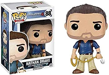 Pop! Uncharted 4 - Nathan Drake Collectible Vinyl Figure from Classic Game Series