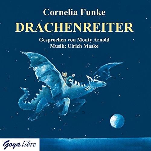 Drachenreiter                   Autor:                                                                                                                                 Cornelia Funke                               Sprecher:                                                                                                                                 Monty Arnold                      Spieldauer: 4 Std. und 45 Min.     12 Bewertungen     Gesamt 4,4
