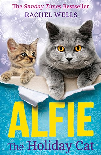 Alfie the Holiday Cat (English Edition)