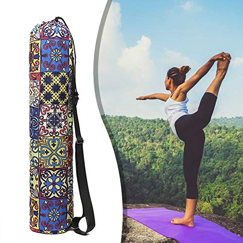 Bolsa Yoga Esterilla Funda Esterilla Yoga Juego de esteras y Bolsas de Yoga Bolsas de Transporte de Esterilla de Yoga Esterilla y Bolsa de Yoga bg180008,-