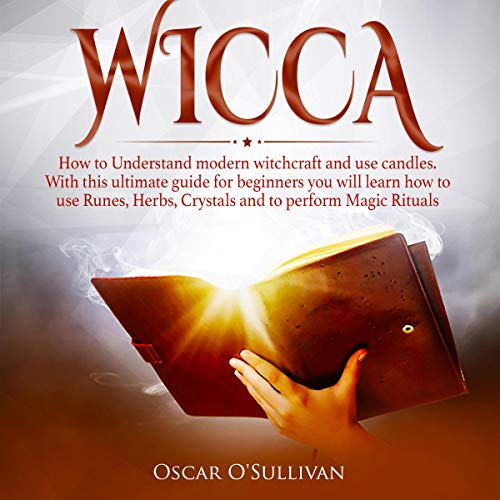 Wicca: How to Understand Modern Witchcraft and Use Candles Titelbild