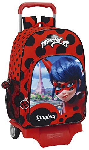 2. Mochila Carro Safta Ladybug - Preparada para la aventura