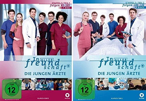 Staffel 3 (14 DVDs)