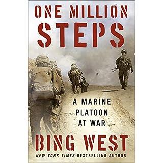 One Million Steps audiobook cover art